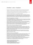 Guide des méthodes Facebook - Omniture/Adobe