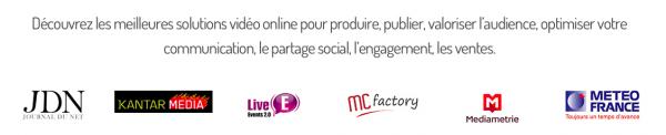 MC Factory partenaire des Trophées de la Vidéo Online