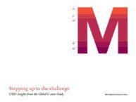 Les CMO en profonde mutation – étude internationale IBM