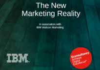 "Rapport ""The New Marketing Reality"" – IBM"
