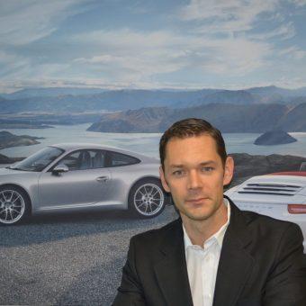 colas henckes Porsche