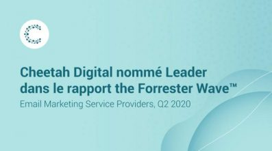 Forrester Wave Marketing