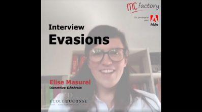 Elise Masurel Ecole Ducasse