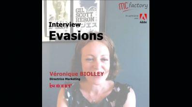 Véronique Biolley Isotoner