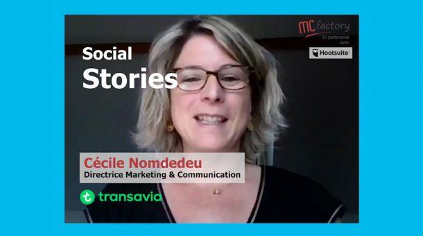 Cécile Nomdedeu - Transavia