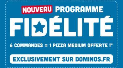 Programme de fidélité Domino's