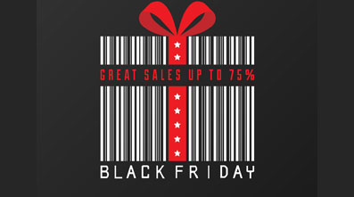 Black Friday retail ecommerce