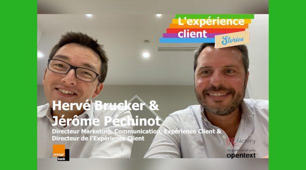 Expérience Client Orange Bank