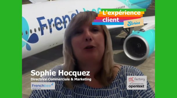 Experience client French bee