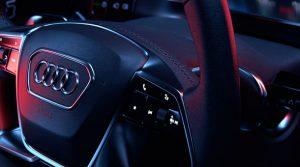 Audi experience drive virtuel