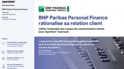 BNP Paribas Communication omnicanal