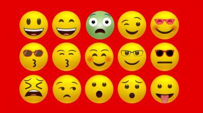 Emojis marqueurs d'émotions Pierre Halte